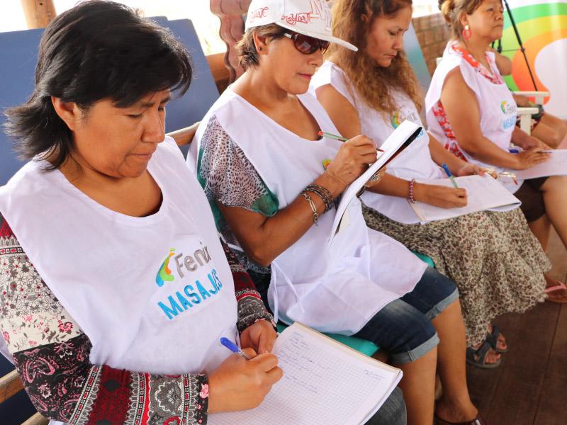 Mujeres con Energía 2020: promoviendo la independencia económica