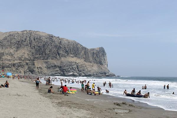 Verano 2014 en Chilca y Las Salinas