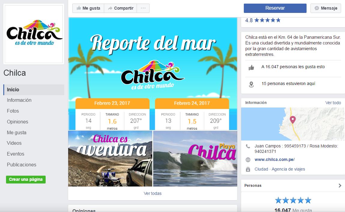 Campaña de Promoción Turística 2017