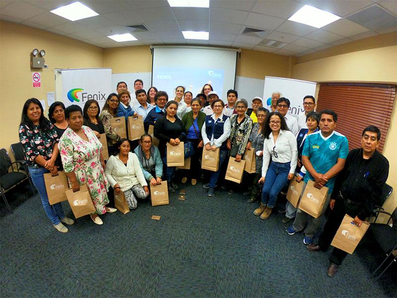 Fenix reporta desempeño operacional y gestión socioambiental ante comunidad de Chilca