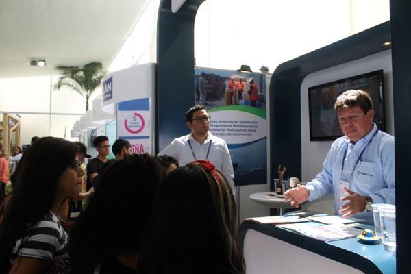 Fenix Power participó en la Expo Gestión Sostenible 2016