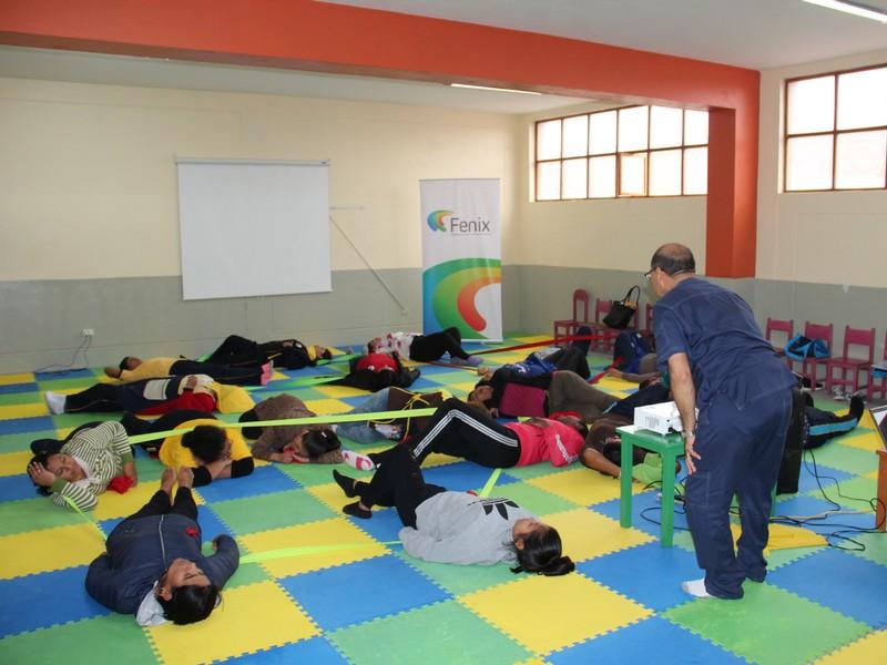 Fenix capacitará a docentes de educación inicial y promotoras de los PRONOEI públicos de Chilca