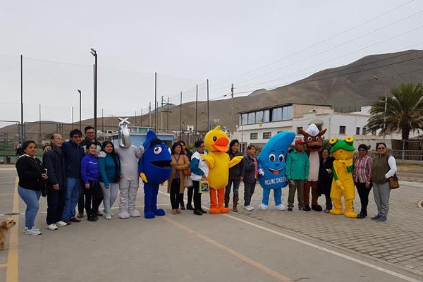 """""""Hogar Azul"""": La propuesta de Fenix para el ahorro del agua en los hogares Chilcanos"""