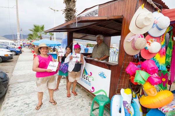 Informe de afluencia y satisfacción de turistas