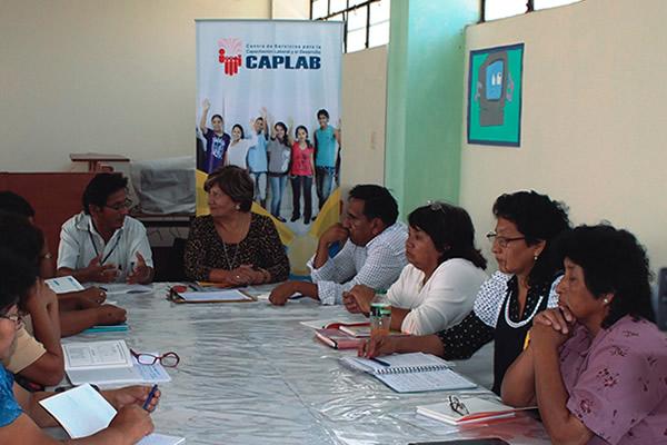 IE 20960 Las Salinas: Rumbo a la Acreditación Educativa