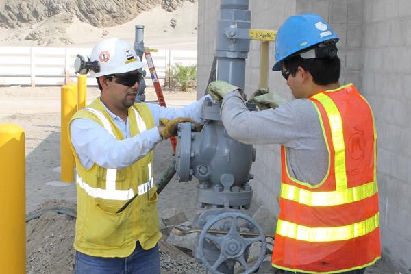 Fenix Power entregará agua potable para Chilca