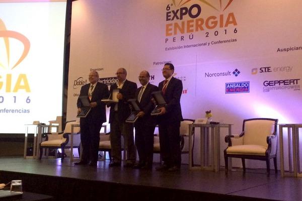 Fenix Power participó en la sexta edición de Expo Energía Perú