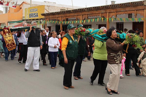 Festividad de la Santísima Cruz de Las Salinas