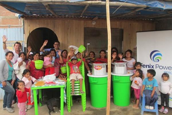 Fondo de Fortalecimiento de Programas Sociales de Fenix Power
