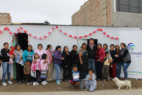 Programa de Fortalecimiento trabajó con las Organizaciones Sociales del Barrio Cerro de Oro