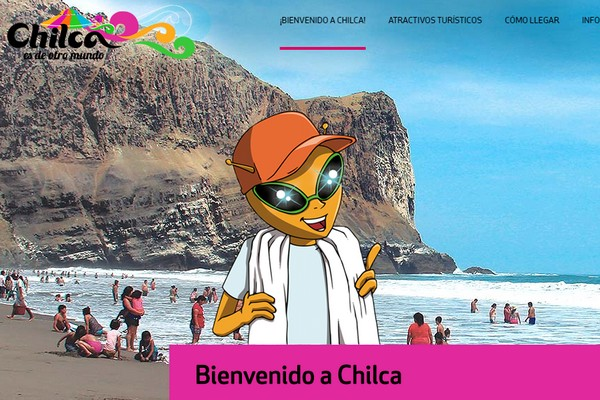 """Campaña de promoción turística: """"Chilca es de otro mundo"""""""
