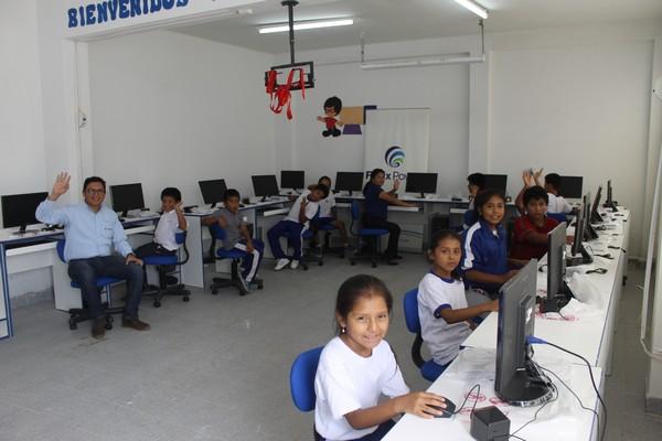 Más tecnología, mejor educación
