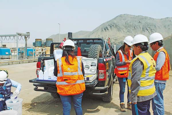El Programa de Monitoreo Socio Ambiental Participativo (PMSAP) continúa desarrollándose