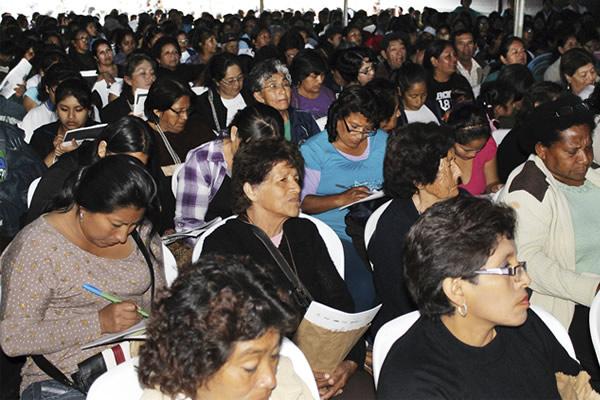 """Mujeres Chilcanas dieron """"El Gran Salto"""""""