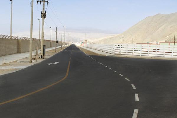 Pavimentación de pistas en Las Salinas: ¡Obra cumplida!