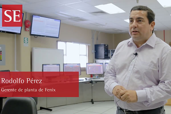 La Revista Semana Económica entrevista al Gerente de la Central Térmica Fenix  28 de Abril