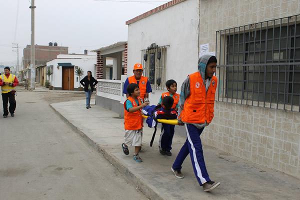 Las Salinas y Fenix Power participaron del Simulacro Nacional de Sismo y Tsunami