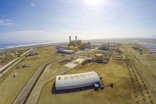 Consorcio liderado por Colbún apuesta por el sector energético peruano con la compra de Fenix Powe