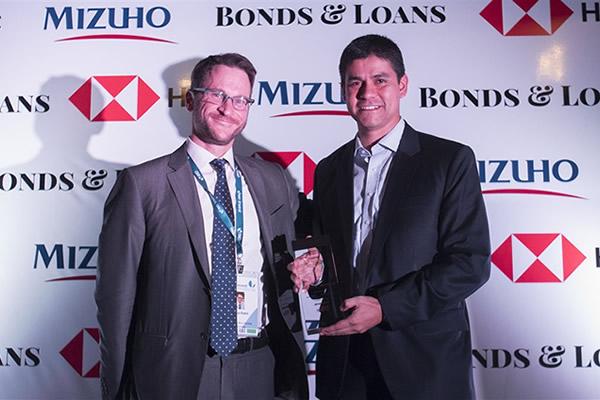 Fenix recibe premio Latin America Deal of the Year de Bonds & Loans