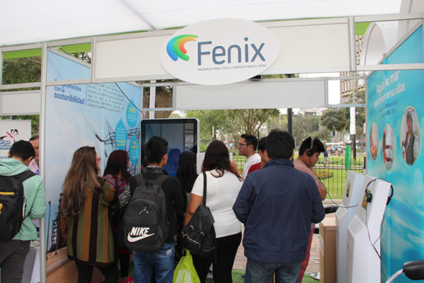 Fenix en el 1er Festival de Sostenibilidad 2017