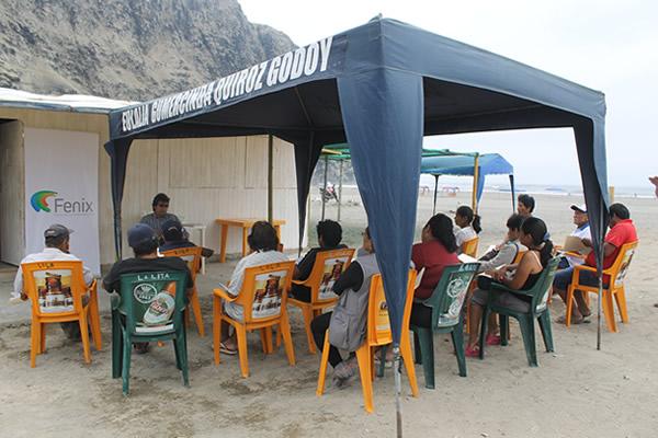 """""""Mejorando mi Negocio"""": Capacitación a comerciantes de Playa yaya"""