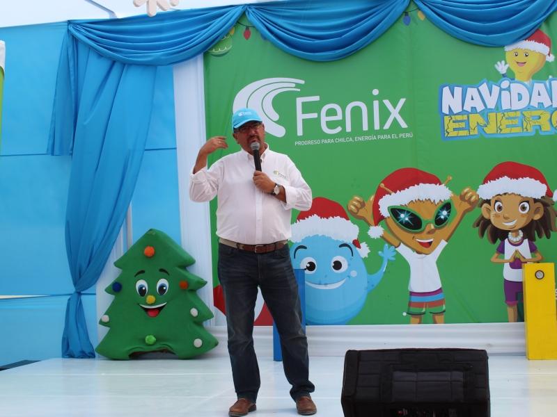 """""""Navidad con Energía"""" en Las Salinas"""