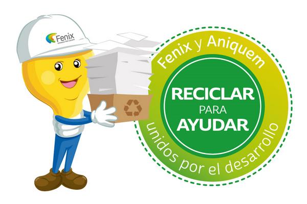 Reciclar para Ayudar
