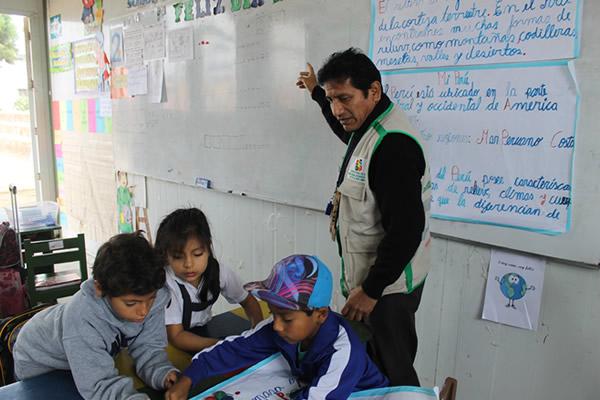 Resultados indicadores educación: Rendimiento escolar se incrementa en las salinas