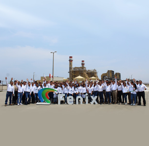Fenix recibe distintivo Empresa Socialmente Responsable por cuarto año consecutivo