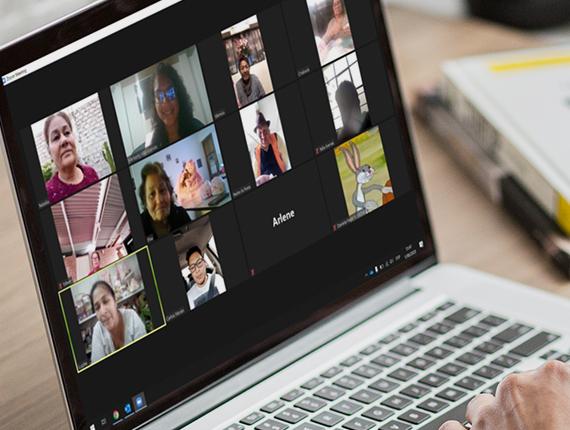 Fenix reinicia proyecto de manualidades para adultos mayores de Las Salinas de manera virtual