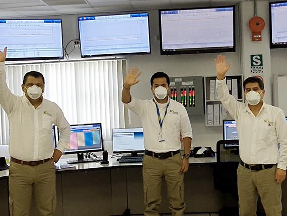 Fenix presenta Plan para la Vigilancia, Prevención y Control de COVID-19