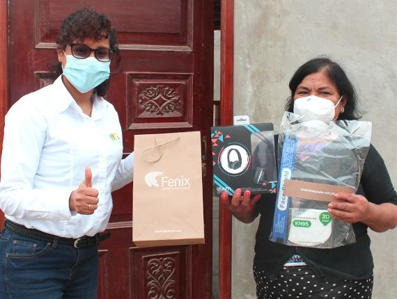 Vecinos del distrito de Chilca participan activamente en Programa de Monitoreo Socio Ambiental Participativo virtual