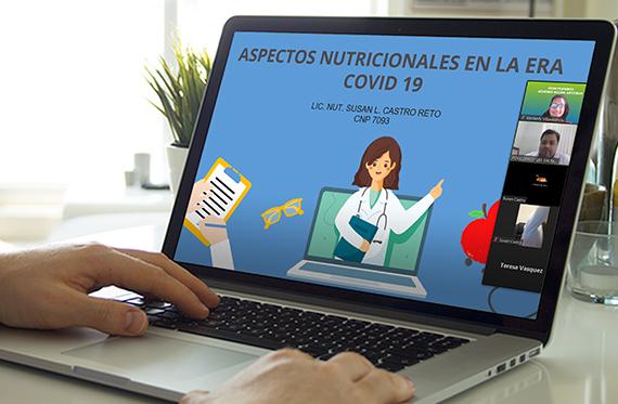 Policlínico Las Salinas impulsa charlas médicas virtuales para vecinos del distrito de Chilca