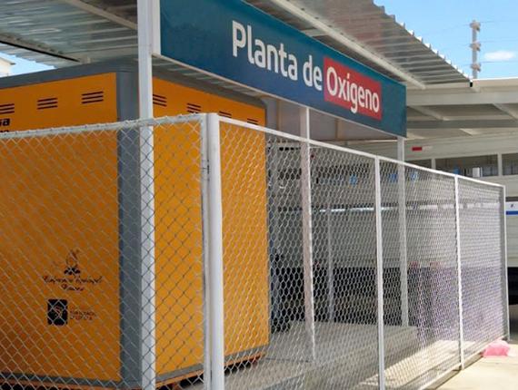 Empresas de la Cámara de Comercio de Chilca – Pucusana donarán planta de oxígeno para la comunidad