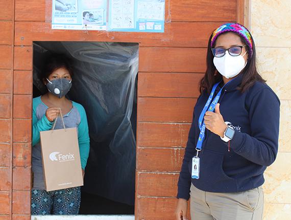 Programa de Monitoreo Socio Ambiental Participativo virtual de Fenix continúa exitosamente