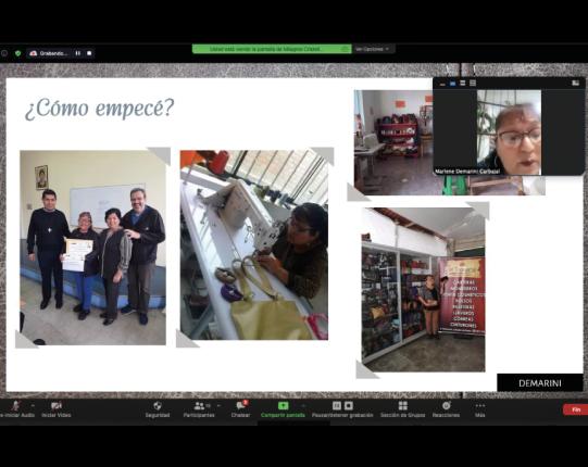 Fenix implementa programa de capacitación y asesoría para emprendedores de Chilca
