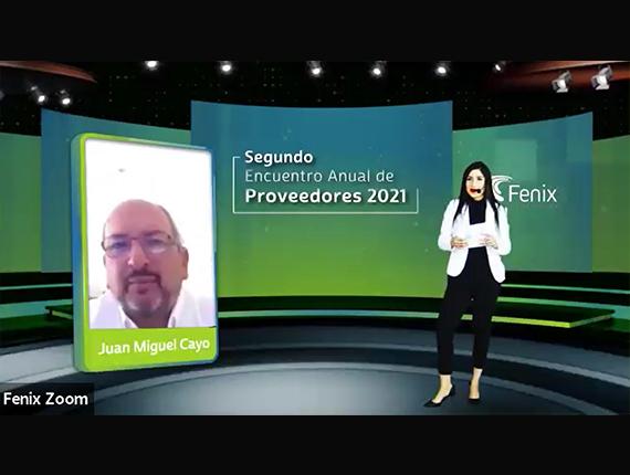 Fenix realiza Segundo Encuentro Anual de Proveedores 2021